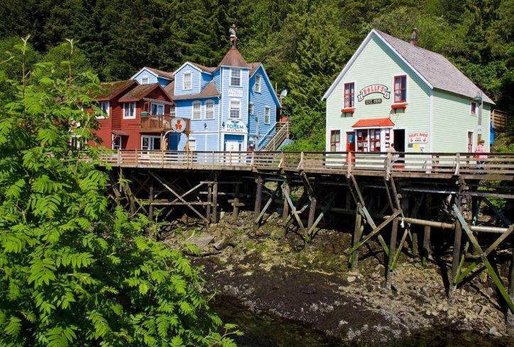 besplatno upoznavanje na Aljasci